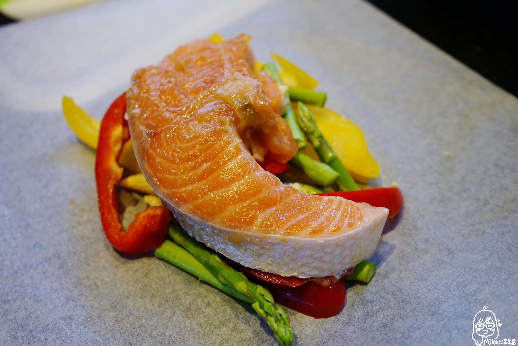 『懶人。料理』 氣炸時蔬味噌鮭魚|芷要上菜 氣炸鍋出好料 減醣健康美味又低脂 簡單又零失敗料理。