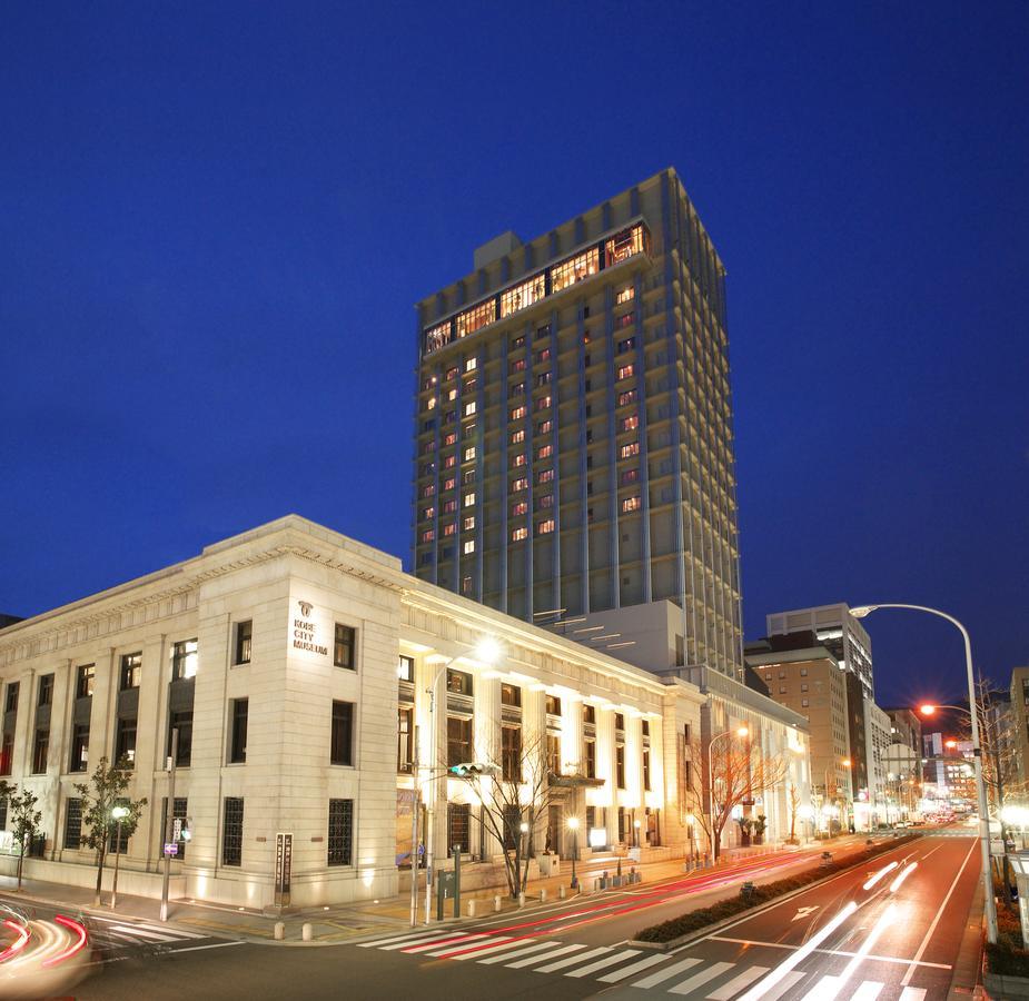 『日本。神戶』 ORIENTAL HOTEL KOBE 神戶東方飯店|歷史悠久 有質感高檔精品飯店   神戸元町駅前 步行7分   可居高臨下飽覽神戶夜景。