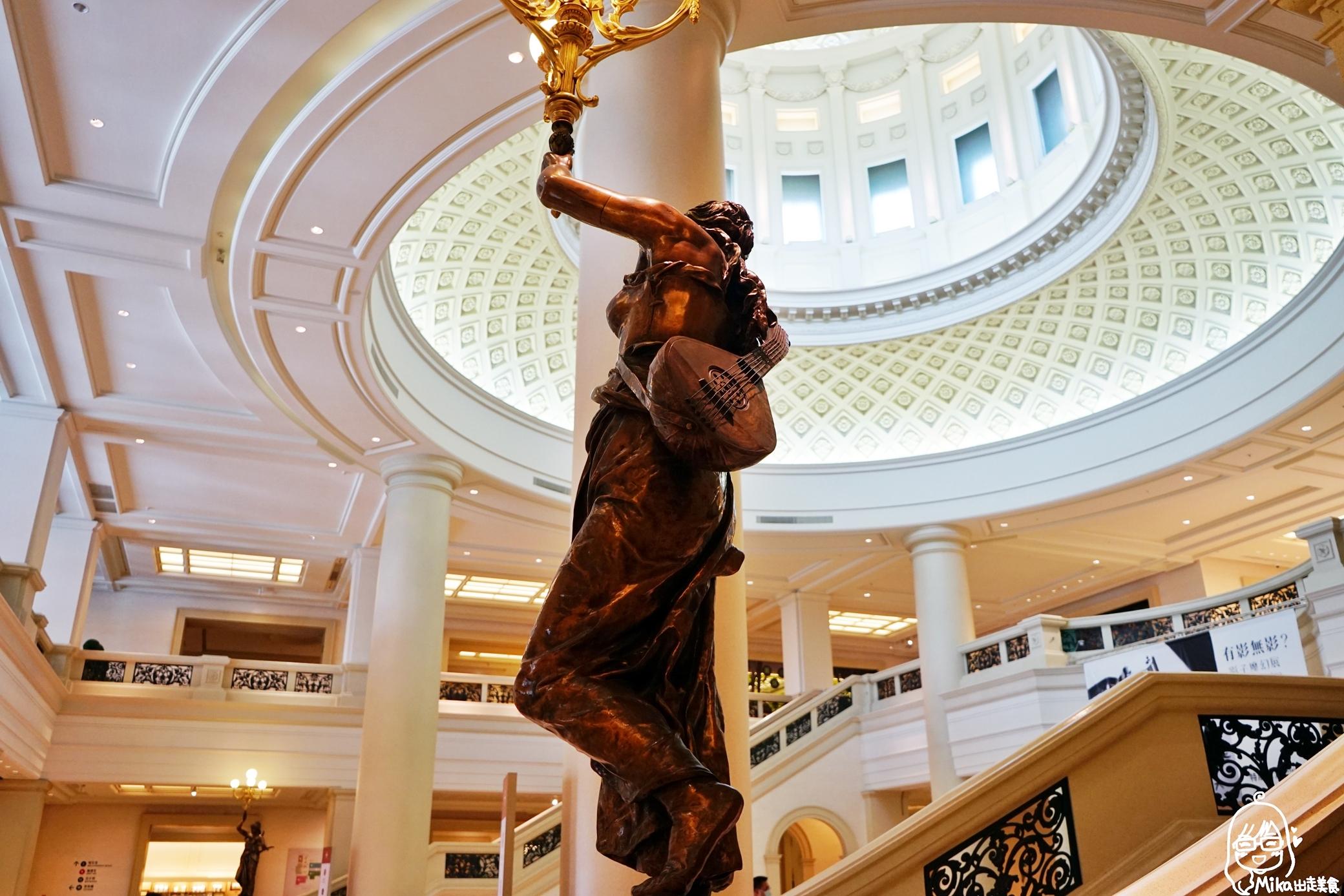 『台南。仁德』 台南奇美博物館|全台首座西洋藏品展出博物館  六大館藏特展分享/ 特別推薦 影子魔幻特展。