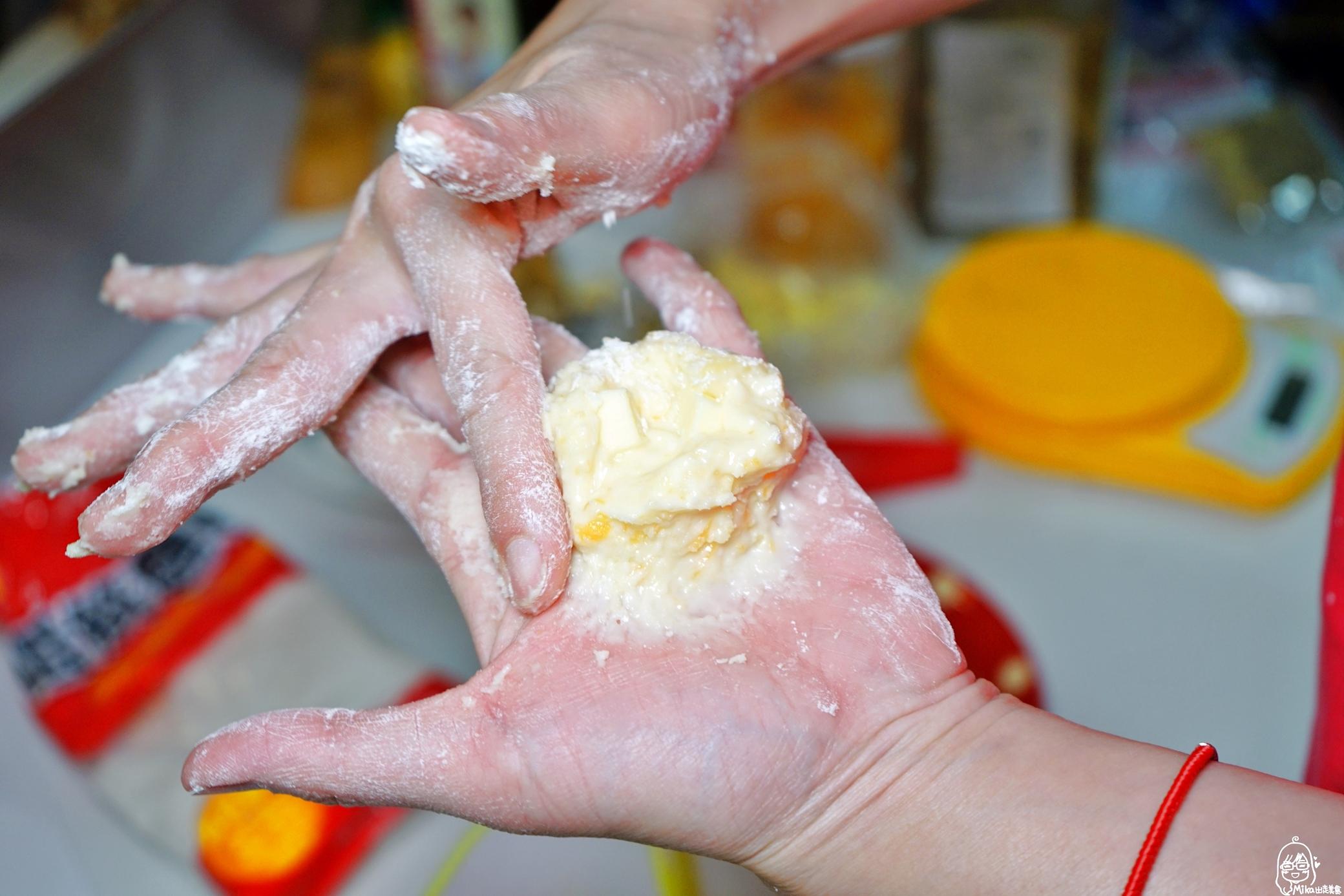 『懶人。料理』 氣炸超濃起司麻糬餅|芷要上菜 氣炸鍋出好料  小孩才做選擇 我起司跟麻糬都要混在一起吃  自己做就是這麼任性!