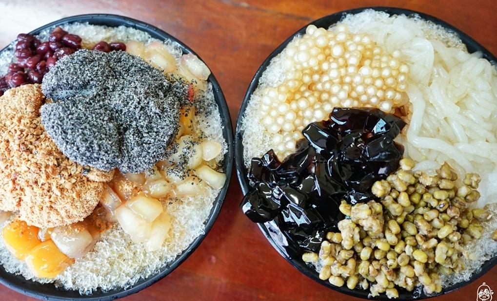 最新推播訊息:瑞盛客家米食(二店)|夏日期間限定 只賣四個月的燒麻糬燒冷冰、古早味ㄘㄨㄚˋ冰。