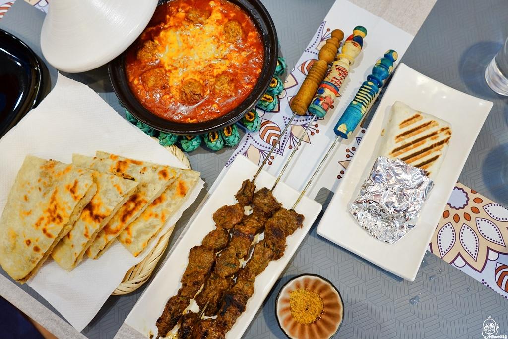 『桃園。八德』 摩洛哥正宗料理屋|大湳市場周邊美食推薦  桃園第一家正宗摩洛哥料理在八德!不用出國也能吃到來自撒哈拉沙漠主廚的手作傳統料理。