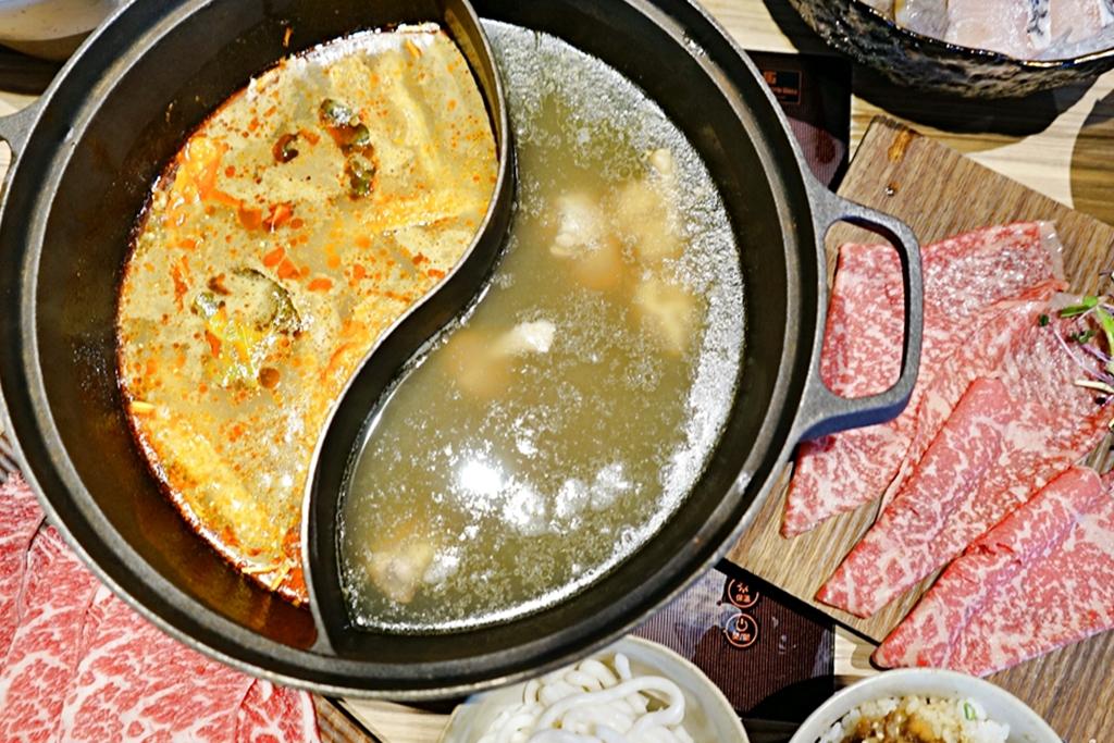 『新北。林口』 浮島蒔鍋  Maku Hotpot|時尚獨美鍋物飲食體驗 堅持台灣在地當季食材  提供原型食物不用加工製品  特色湯底加上多元用餐模式 高貴不貴CP值爆棚的完美享受。