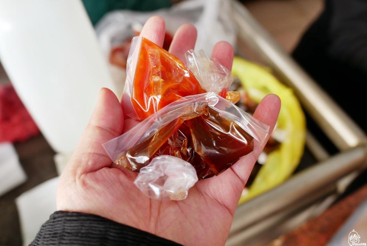 苗栗 苑裡煎餃|在地隱藏版口袋名單 一個5元 酥脆如餅乾  亂包造型超有個性 韭菜餡鮮香濃郁 我心中第一名煎餃。