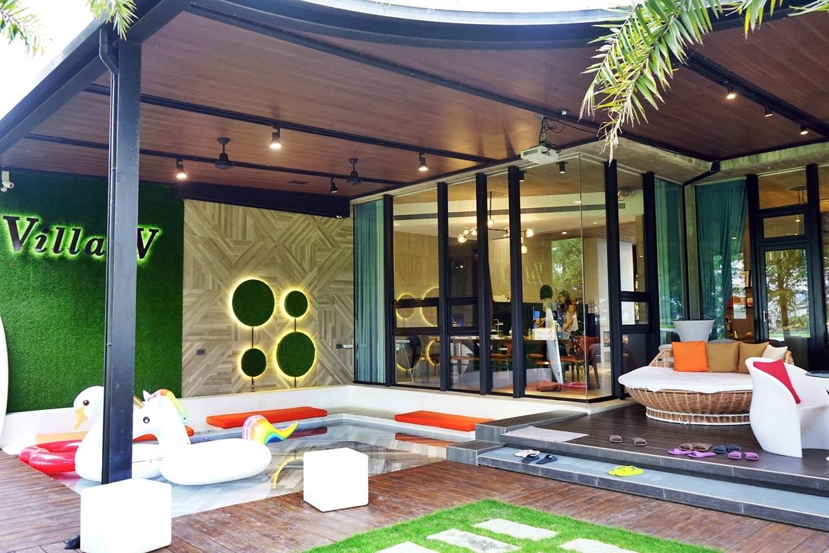 宜蘭  Villa V宜蘭頂級會館|私人招待所等級 一次只接待一組VIP的頂級會館 包棟住宿推薦 連楊丞琳、綜藝玩很大都來過喔。