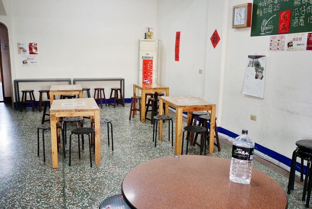 銅鑼  小食光麵堂|在地必吃人氣麵店  微文青傳統台客美食  推薦乾水晶餃、麵線、還有客家小菜。
