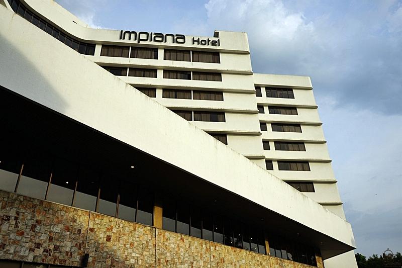『馬來西亞』 怡保宴賓雅酒店 Impiana Hotel Ipoh|霹靂州第一間五星級飯店 在地政府官員最愛,擁有室外超大游泳池 平價地點佳|2019-0122-0126馬來西亞金馬倫跟怡保六天五夜之旅