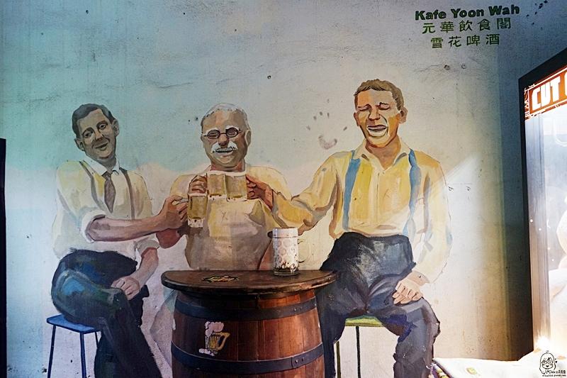 『馬來西亞』 怡保必吃 在地人帶路吃巷弄內隱藏版的 怡保八味|JJ蛋糕卷、天津炖蛋、潮州豆腐花、安記芽菜雞沙河粉、奇峰豆腐花豆精水、明裕食品花生糖、新榮香加央角、雪花啤酒|2019-0122-0126馬來西亞金馬倫跟怡保六天五夜之旅