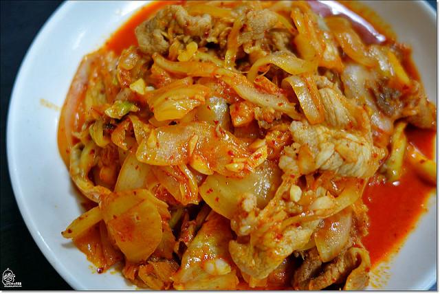 『台中東區』 高麗屋韓式料理-平價又份量超值的韓式料理 @Mika出走美食日誌