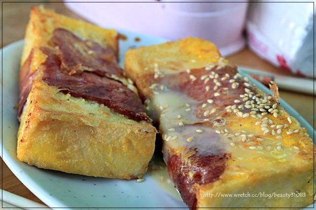 『台東蘭嶼』超美味培根蛋捲–東清美亞美早餐店 @Mika出走美食日誌
